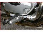 19-300, BMW HIGHWAY PEGS, STOCK FRONT ENGINE GUARD MOUNT, 2005 - 2013 R1200GS / GSA