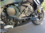 ENGINE GUARD BAR SYSTEM (CRASH BARS), 2018 Bagger / GA and 2018 and older K1600GT / GTL / GTLE, BLACK POWDERCOAT