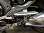 26-385, PASSENGER SPORTBOARD & RISERS, 2017 and NEWER K1600GTL, K1600B IRON GLIMMER