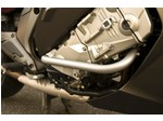 ENGINE GUARD SYSTEM (CRASH BARS) K1600GT / GTL, IRON GLIMMER POWDERCOAT