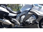 ENGINE GUARD SYSTEM (CRASH BARS) 2018 and older K1600GT/GTL/GTLE, IRON GLIMMER POWDERCOAT