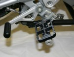28-100, BIG GRIPPER PEGS, DRIVER, 2005-2012 R1200GS, 2005-2013 R1200GSA (28-100)